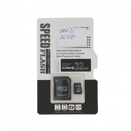 Card Micro SDHC cu Adaptor - 32GB