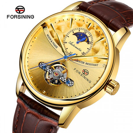 Poze Ceas Automatic Mecanic Tourbillon Forsining FOR339G-V5