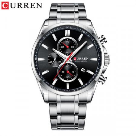 Ceas Barbatesc Curren Cronograf 8368-V4