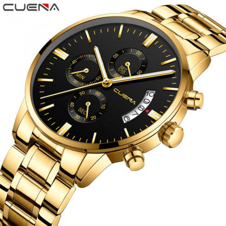Ceas Barbatesc Quartz Cuena Q107-V5