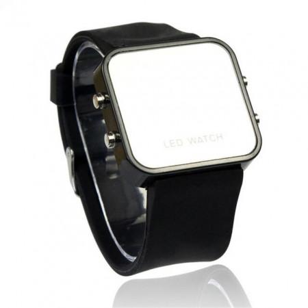 Poze Ceas LED M008-V3-negru
