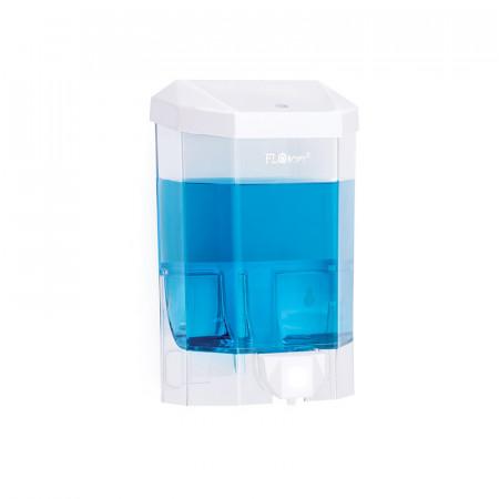 Dispenser pentru sapun lichid/dezinfectant Flosoft, 500ml