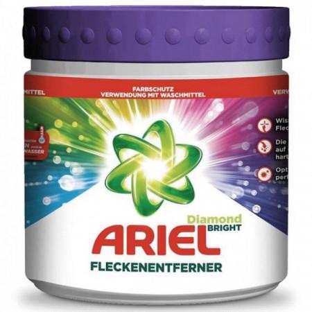 Pudra pentru indepartat pete Ariel Diamond 500g, rufe colorate