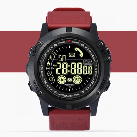Poze Ceas Barbatesc Sport Led Digital SPOVAN Bluetooth 50m Rezistent la apa SW033-V4