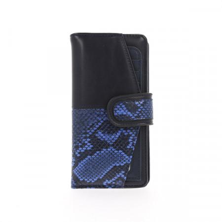 Portofel de dama, PTL024-V9 Albastru