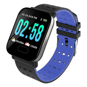 A6 Purple - Smart Watch Sport Fitness Tracker