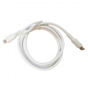 Cablu de date/incarcareType C to USB, Fast Charging, Alb, C100