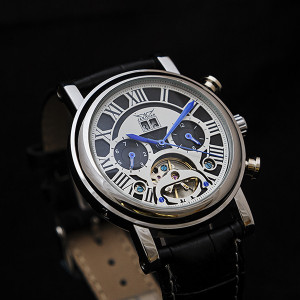 Ceas Mecanic Full Technologie Tourbillon #J023
