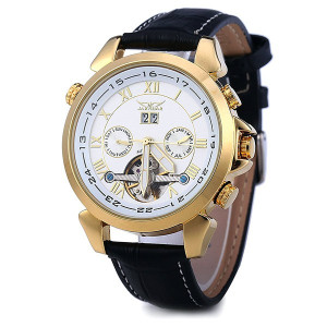 Ceas Mecanic Full Technologie Tourbillon J034