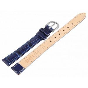 Curea din Piele, Culoare Bluemarin, 12 mm, PM8000395-1203
