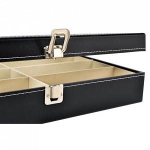 Cutie Organizatoare pentru 8 Perechi de Ochelari Luxury