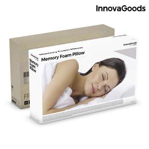 Perna pentru gât cu spumă de memorie InnovaGoods Wellness Relax