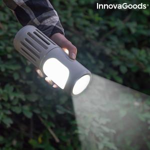 3-in-1 lampa anti-tantari cu lanterna