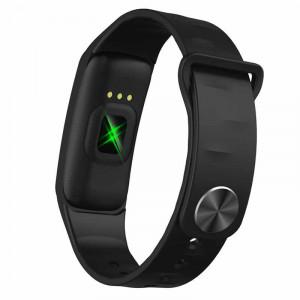 Bratara Smart F602, Fitness Tracker, Negru