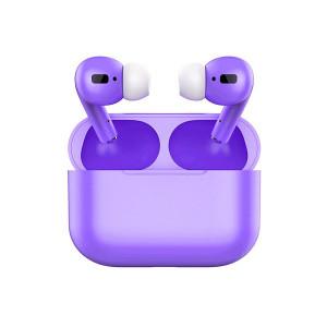 Casti fara fir, in-ear, stereo, Bluetooth 5.0, mov, TWS-I20-mov