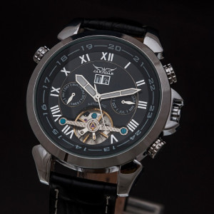 Ceas Mecanic Full Technologie Tourbillon #J028