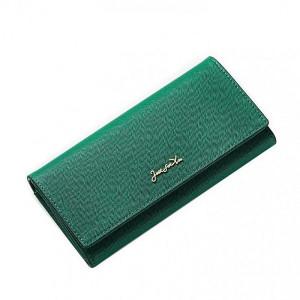 Portofel de dama, PD014 Verde