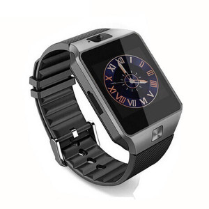2 in 1 Telefon si SmartWatch S-Gear MicroSIM - SW005-NEGRU