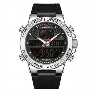 Ceas Barbatesc Chronograf Naviforce NF9164-V1