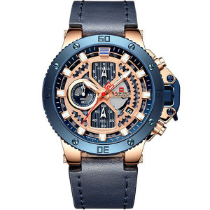 Ceas Barbatesc Naviforce Chronograph N088-V2