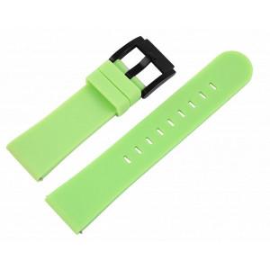 Curea din Silicon, Culoare Verde, 22 mm, PM84000123