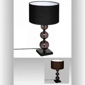 Lampă Alma sticla , Neagra , PM1789563