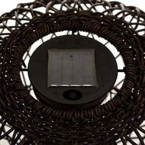 Lampă birou solara , neagra PM1789023