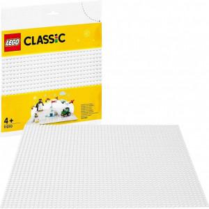 LEGO CLASSIC PLACA DE BAZA ALBA 11010