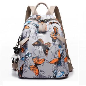 Rucsac Dama antifurt, impermeabil, Butterfly, L243