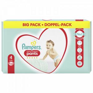 Scutece-chilotel Pampers Premium Pants, marimea 4, 9-15 Kg, 42 bucati, PM79562373