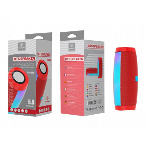 Boxa Bluetooth, roșu, PMTF340173