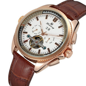 Ceas automatic Forsining cu Tourbillon For1085