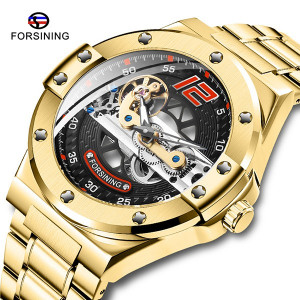 Ceas Automatic Tourbillon Forsining FOR9423-V1