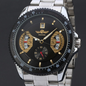 Ceas Barbatesc Automatic Winner D164