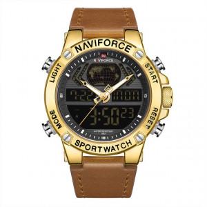 Ceas Barbatesc Chronograf Naviforce NF9164-V4