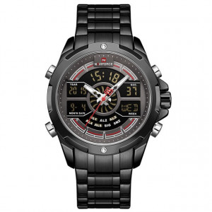 Ceas Barbatesc Chronograf Naviforce NF9170-V3