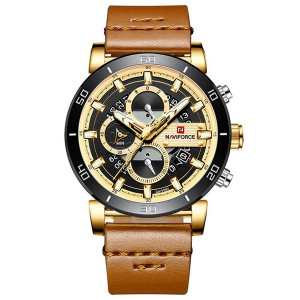 Ceas Barbatesc Naviforce Chronograph N087-V5