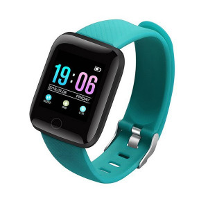 D13-GREEN - Smart Watch Sport Fitness Tracker