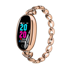 E68-Gold - Bratara Smart, Sport Fitness Tracker
