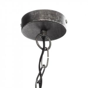 Lustra suspendata metalica, gri inchis, PM1676823