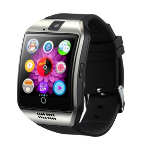 Smartwatch Vogue Q18 Curved Nfc cu Camera si Telefon 3G - SW011