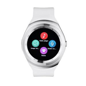 2 IN 1 TELEFON SI SMARTWATCH Y1 - HD Touchscreen