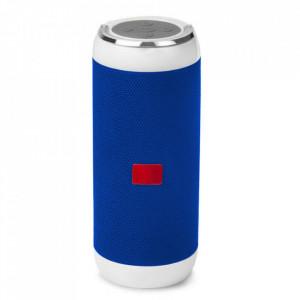 Boxa Portabila M118, Radio FM, USB, SD Card,Aux Jack 3.5mm ,Albastru