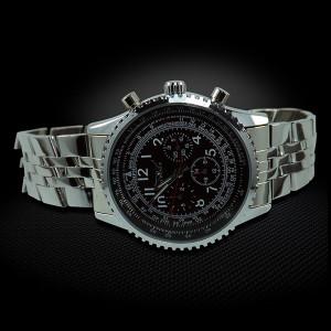 Ceas automatic barbatesc full Tehnologie J005