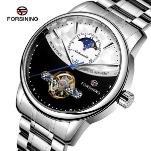 Ceas Automatic Tourbillon Forsining FOR8179-V1