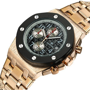 Ceas Barbatesc Full Chronograph Johnny Far F-202