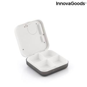 Cutie electronică inteligentă pentru pastile Pilly InnovaGoods Wellness Care
