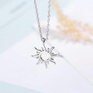 Lantisor Dama Sun - argintiu COL150