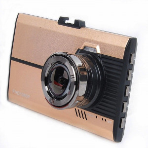 Camera Video Auto Full HD Sunplus Ultra-Thin T360
