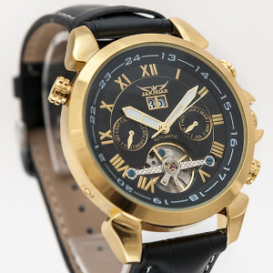 Ceas Mecanic Full Technologie Tourbillon #J035